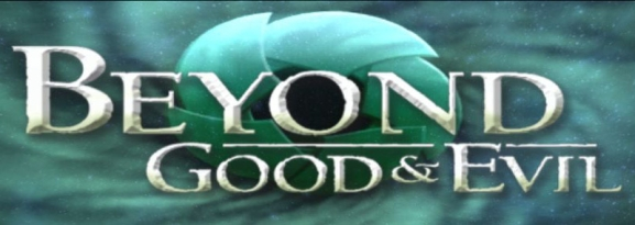 Beyond Good and Evil Logo