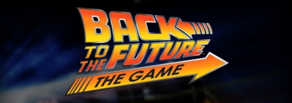 Back to the Future Logo