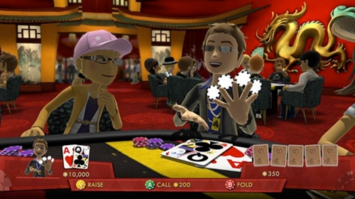 texas hold em full house