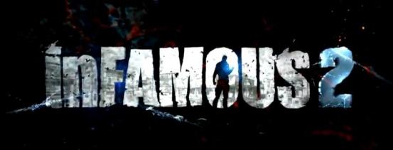 Infamous 2 Logo