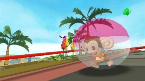 Super Monkey Ball Screenshot