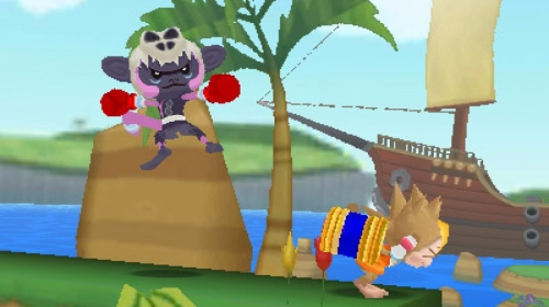 Super Monkey Ball Screenshot