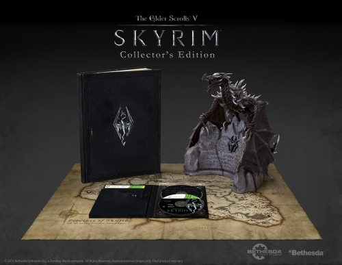 Skyrim Collector's Edition