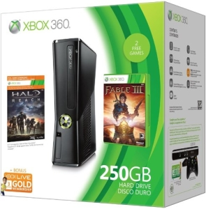 Xbox 360 Holiday Bundle