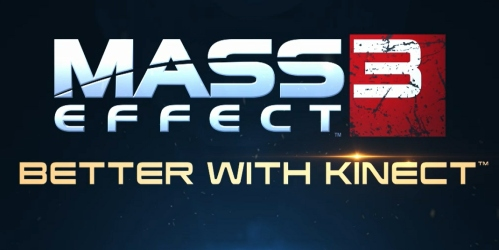 Mass Effect 3: Better With Kinect