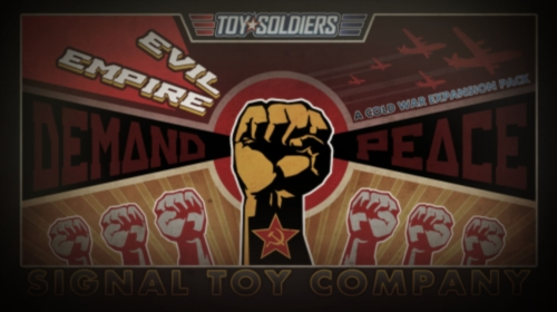 Toy Soldiers: Cold War - Evil Empire
