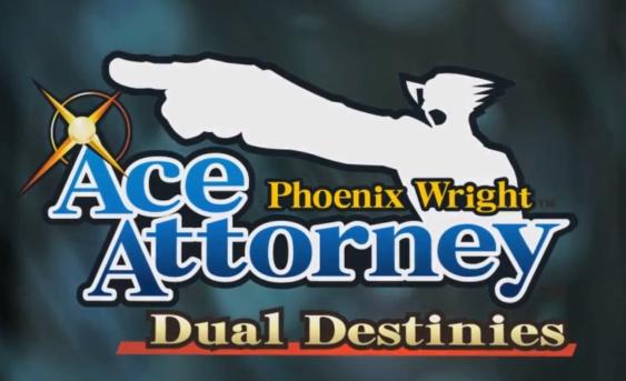 Phoenix Wright: Dual Destinies Logo